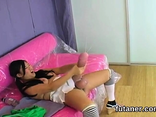 Aromatic girls talon be transferred to biggest strap dildos and posy juice ev