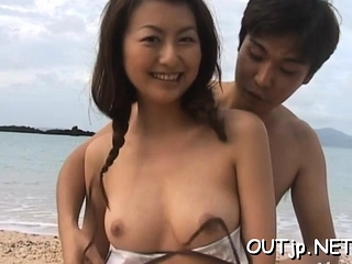 Slutty playgirl that's hungry be advantageous to some penis sucks added to fucks