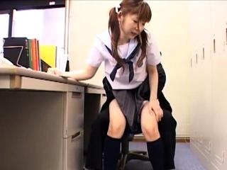 Old Teacher Fucking Aphoristic Japanese Schoolgirl Teen